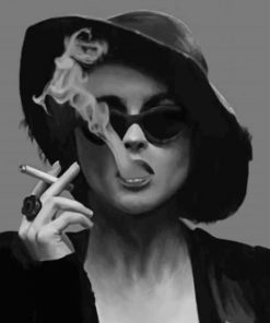 fight club marla paint by numbers