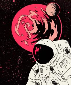 Astro painting by Numbers Design