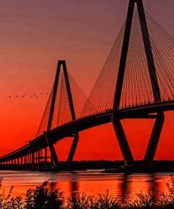 Charleston South Carolina paint by numbers