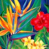 Tropical-Paradise-Plant-paint-by-numbers