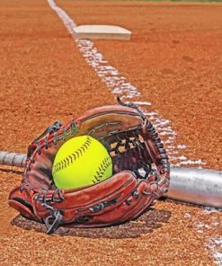 softball-equipment-paint-by-numbers-