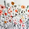 Wall-Painted-Flowers-paint-by-numbers