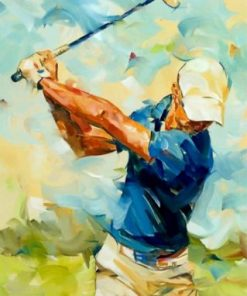abstract-golf-player-paint-by-number-319x400