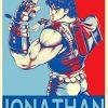Jonathan Joestar Illustration paint by numbers